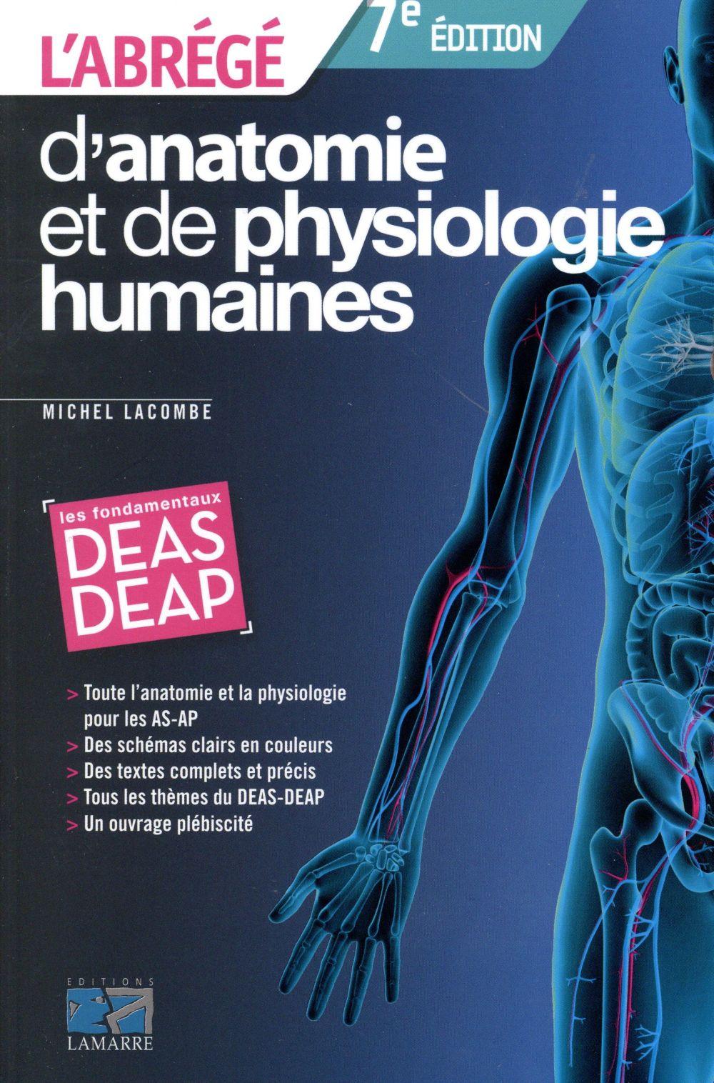 L'ABREGE D'ANATOMIE ET DE PHYSIOLOGIE HUMAINES LES FONDAMENTAUX