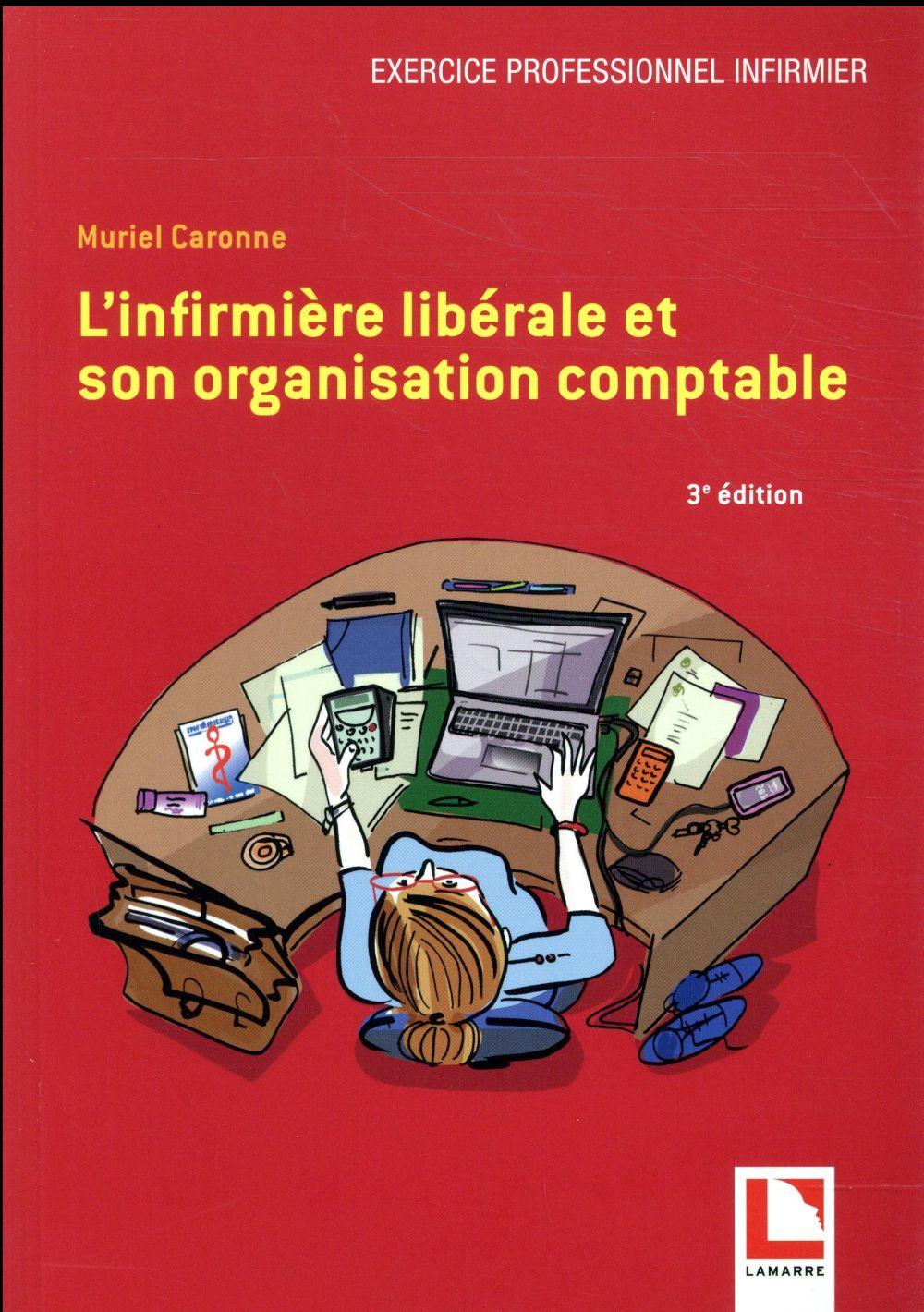 L INFIRMIERE LIBERALE ET SON ORGANISATION COMPTABLE