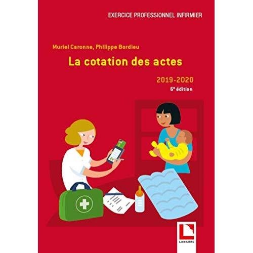 LA COTATION DES ACTES 2019 2020