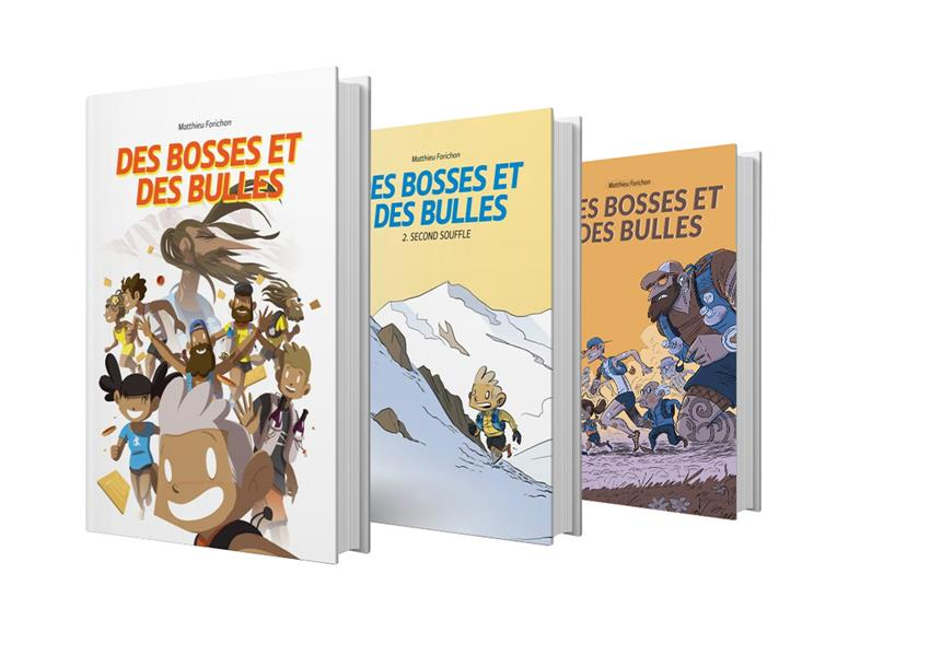 NOTES DE TRAIL PREMIERES FOULEES