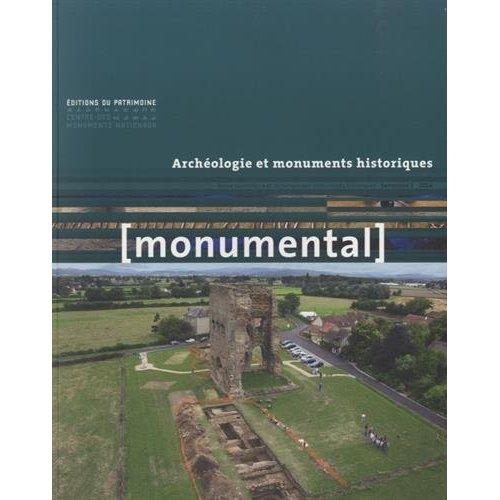 MONUMENTAL 2014-1 - ARCHEOLOGIE ET MONUMENTS HISTO