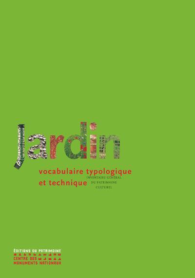 JARDIN - NOUVELLE EDITION