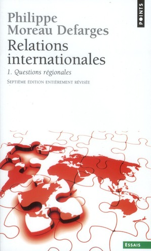 RELATIONS INTERNATIONALES. QUESTIONS REGIONALES