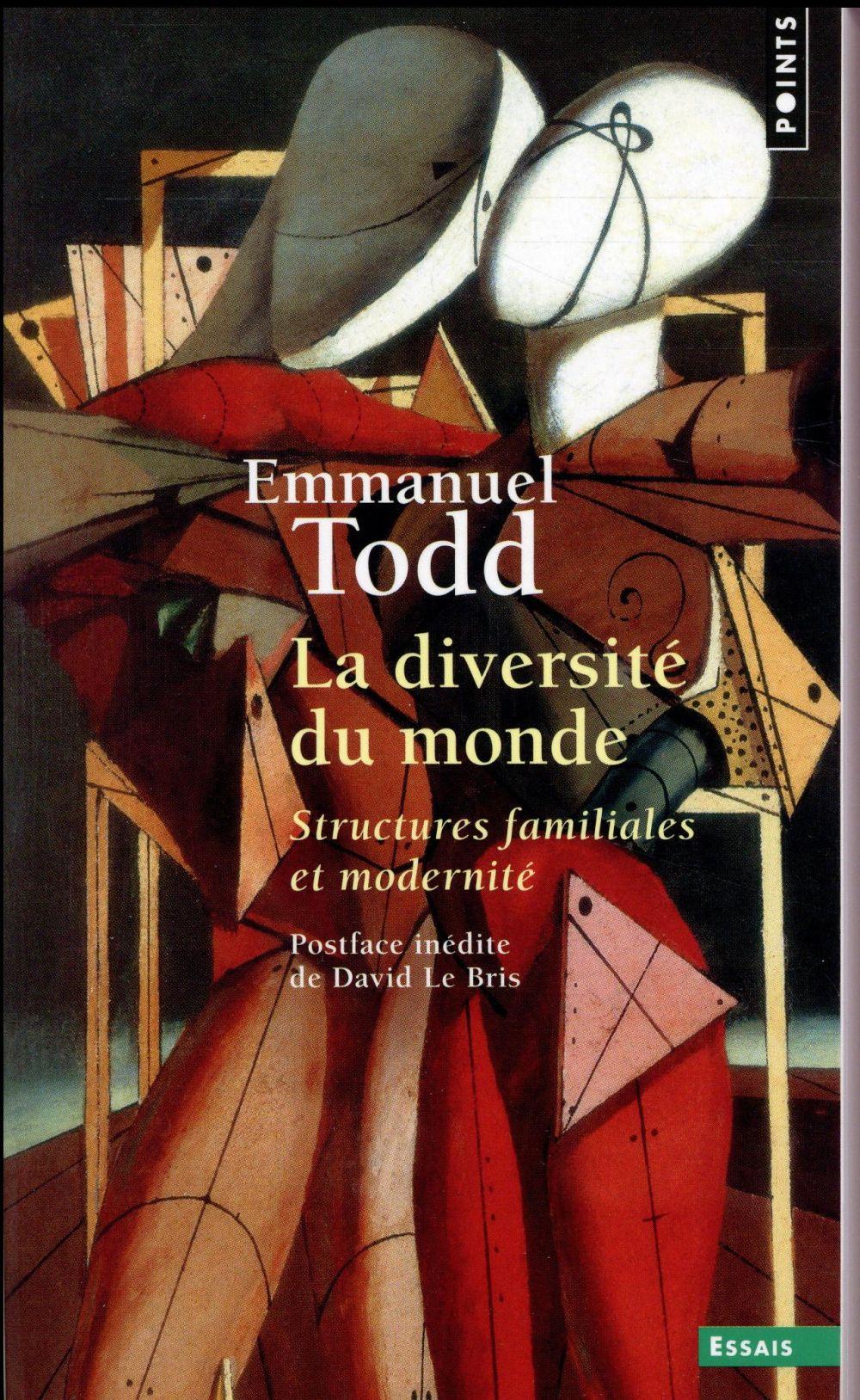 LA DIVERSITE DU MONDE - STRUCTURES FAMILIALES ET MODERNITE
