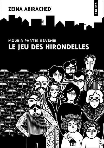 LE JEU DES HIRONDELLES - MOURIR PARTIR REVENIR