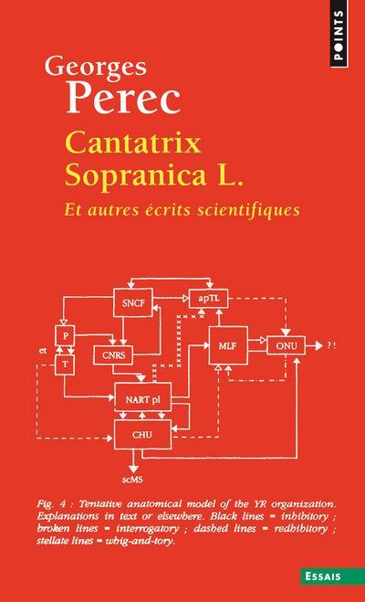 CANTATRIX SOPRANICA L. ET AUTRES ECRITS SCIENTIFIQUES