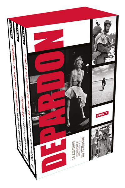 COFFRET 3 VOLUMES DEPARDON