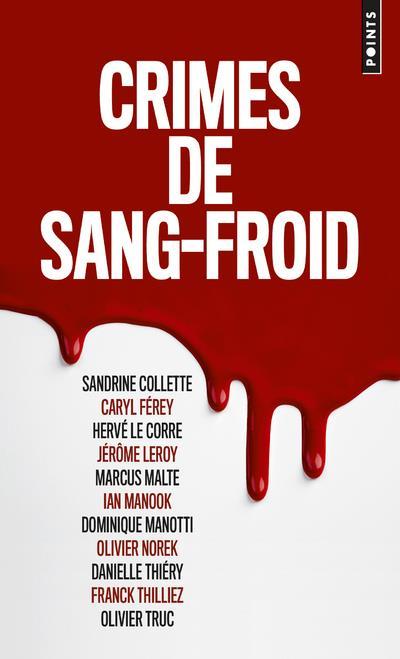 CRIMES DE SANG-FROID