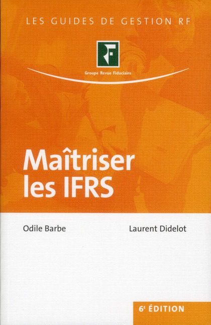 MAITRISER LES IFRS
