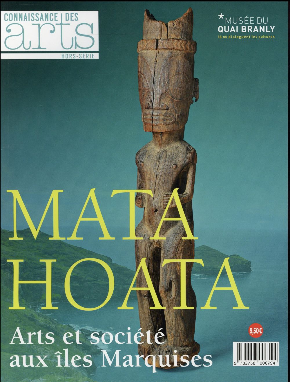 MATA HOATA ARTS ET SOCIETES AUX ILES MARQUISES
