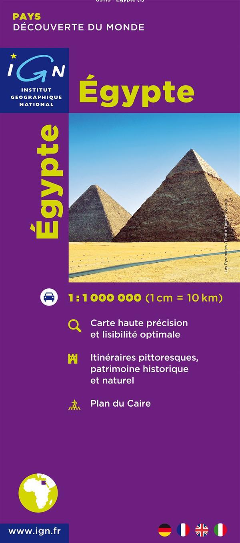 85113 EGYPTE  1/1M