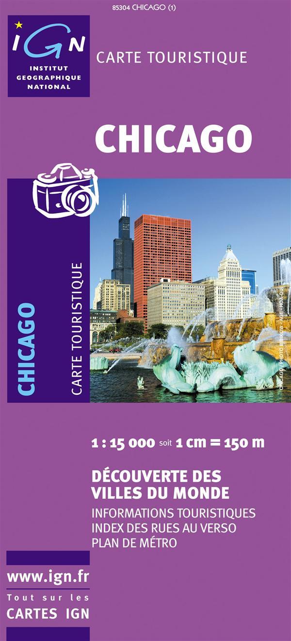 85304 CHICAGO  1/15.000