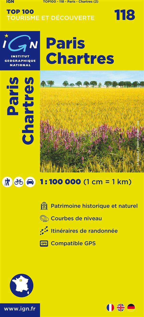 AED PARIS/CHARTRES  1/100.000