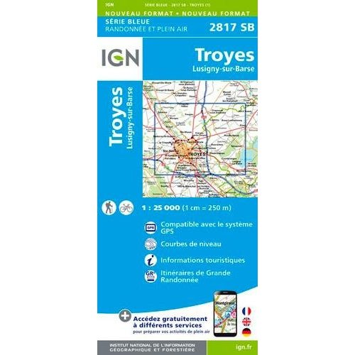 2817SB TROYES/LUSIGNY-SUR-BARSE