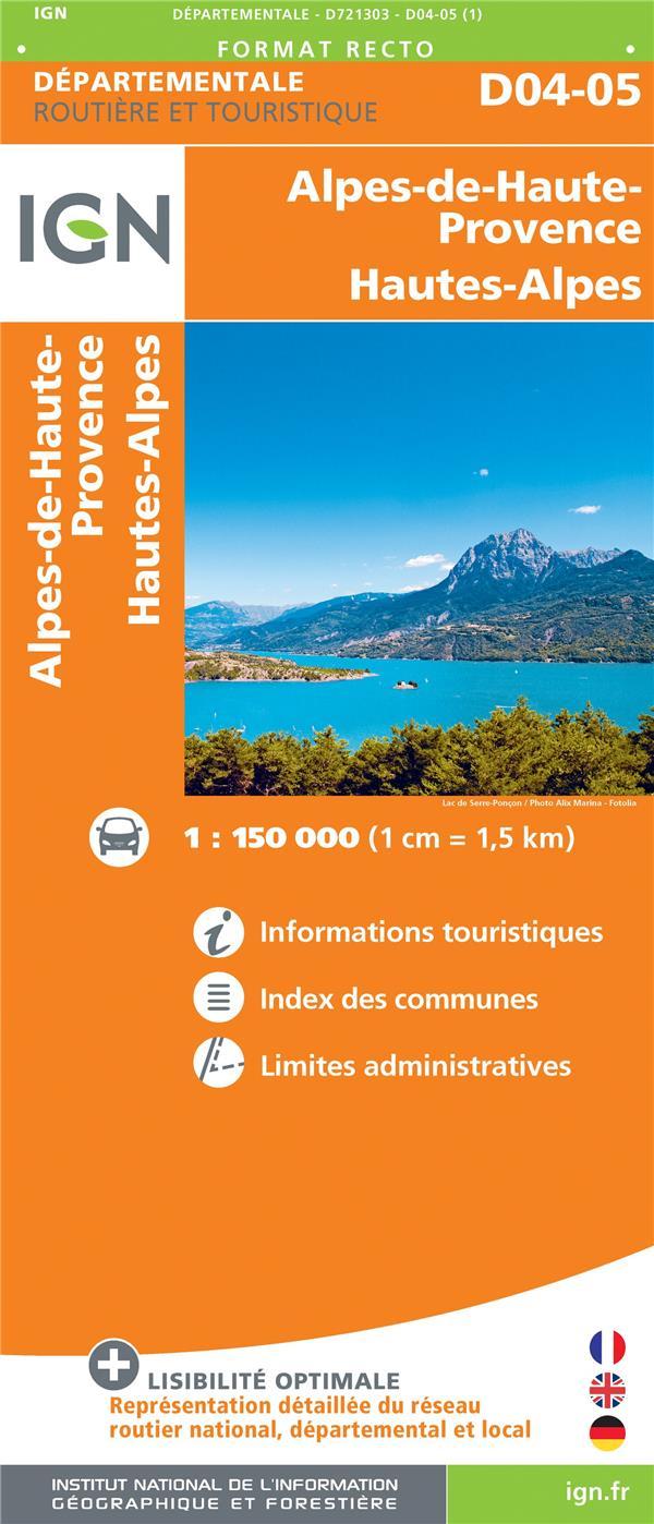 D721303 ALPES-DE-HAUTE-PROVENCE.HAUTES-ALPES (04-0