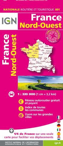 1M801 FRANCE NORD-OUEST 2020