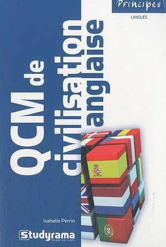 QCM DE CIVILISATION ANGLAISE