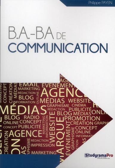 B.A.-BA DE COMMUNICATION