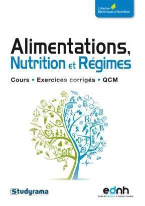 ALIMENTATIONS NUTRITION ET REGIMES