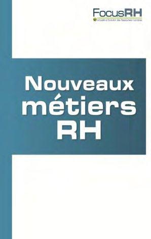 NOUVEAUX METIERS RH