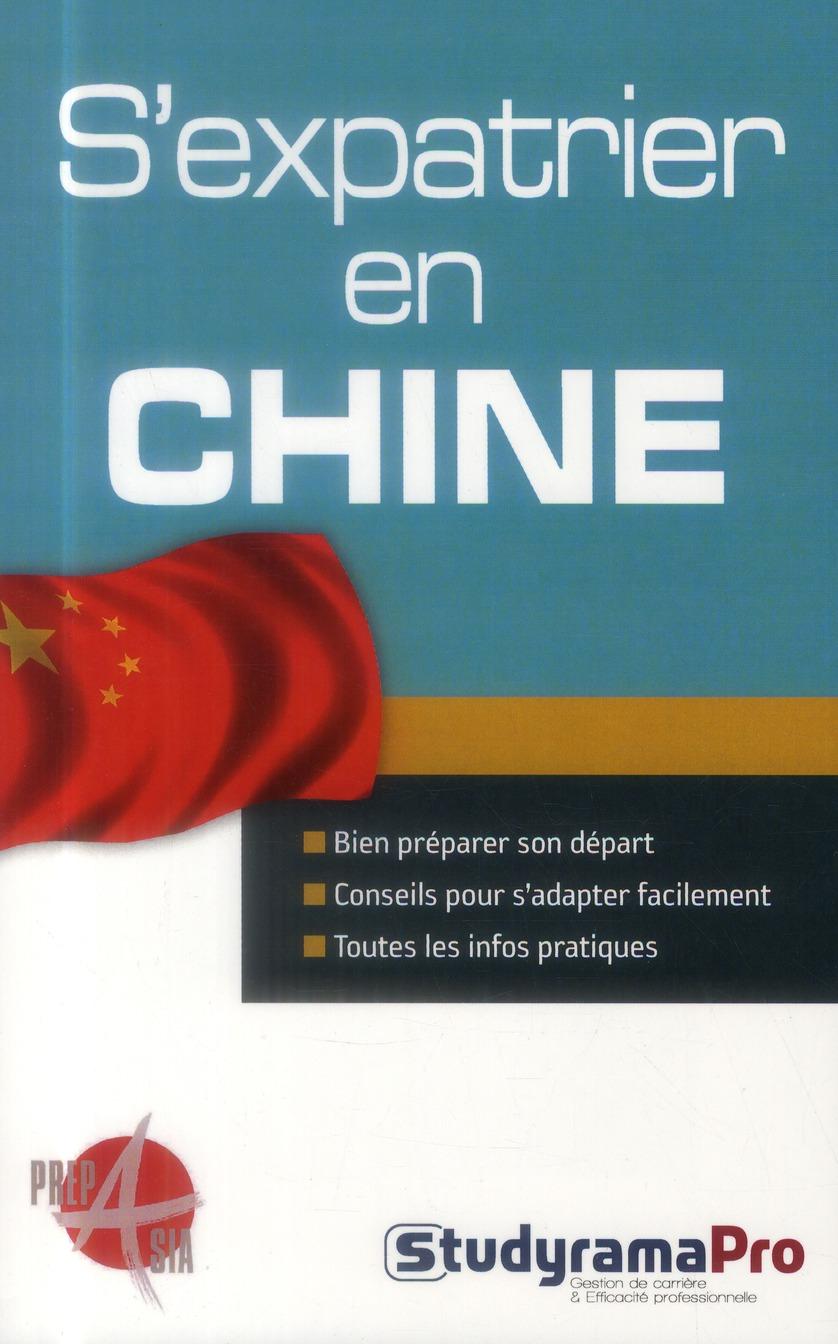 S'EXPATRIER EN CHINE