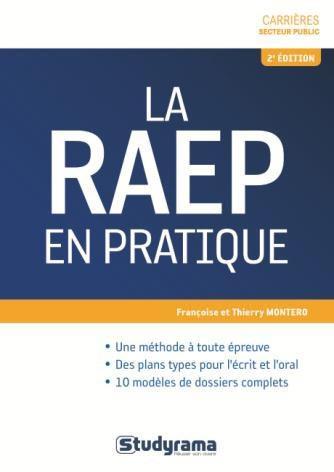 RAEP EN PRATIQUE 2EME EDITION (LA)
