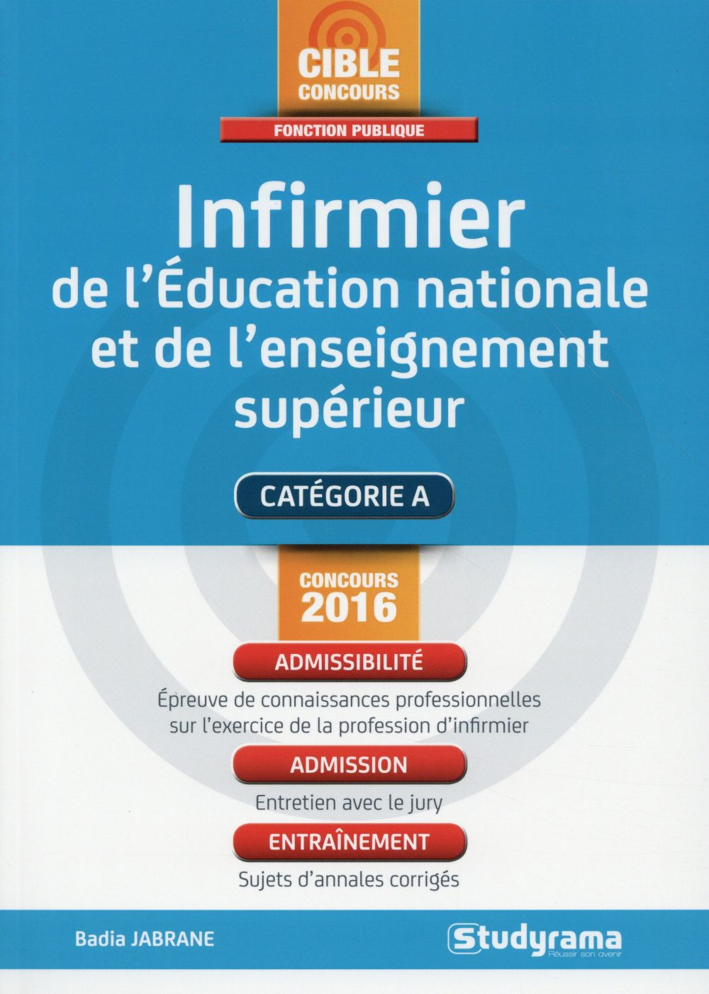 INFIRMIERE DE L'EDUCATION NATIONALE ET DE L'ENSEIGNEMENT SUPERIEUR