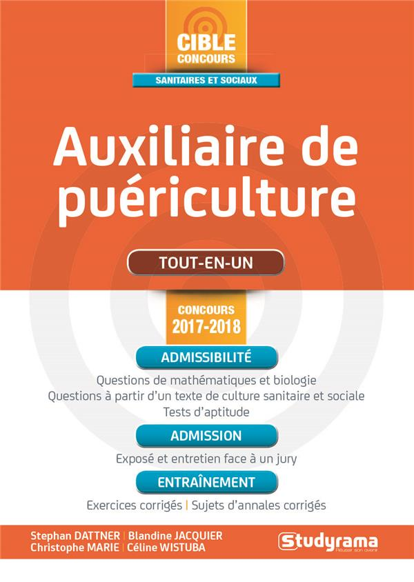 AUXILIAIRE DE PUERICULTURE