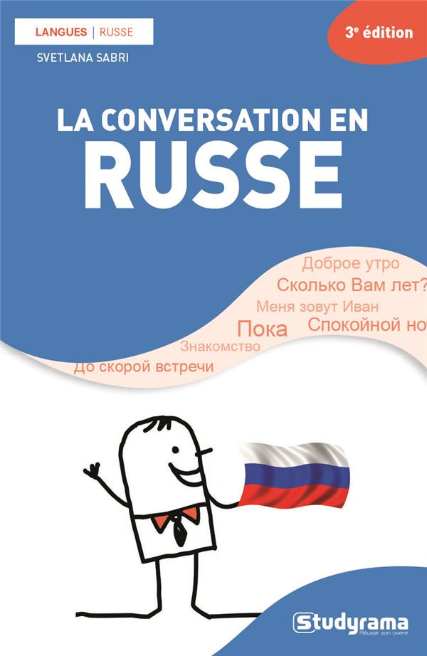 CONVERSATION EN RUSSE (LA) 3 EDITION