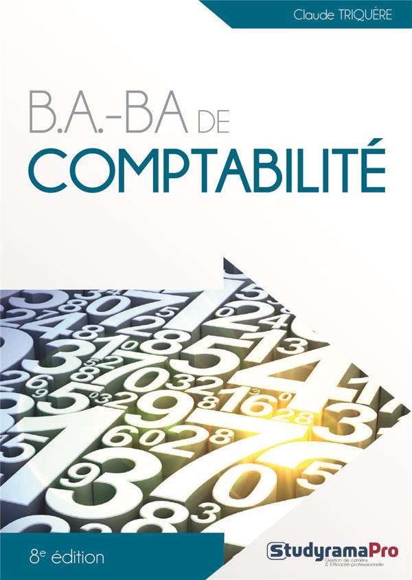 B.A.-BA DE COMPTABILITE 8ED