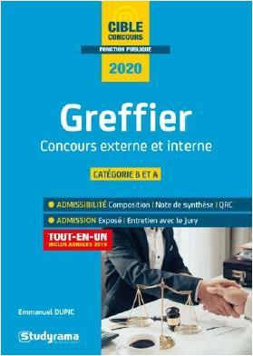 GREFFIER 2020 TOUT-EN-UN