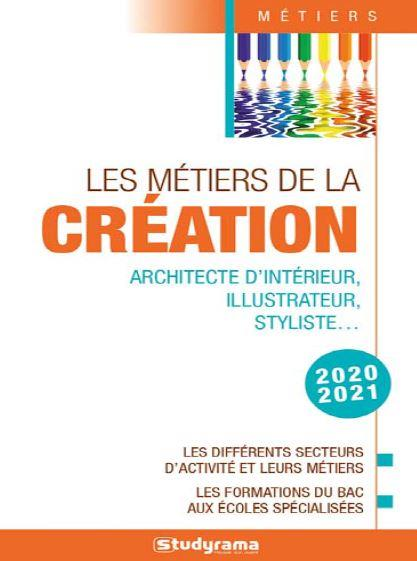 LES METIERS DE LA CREATION 2020-2021