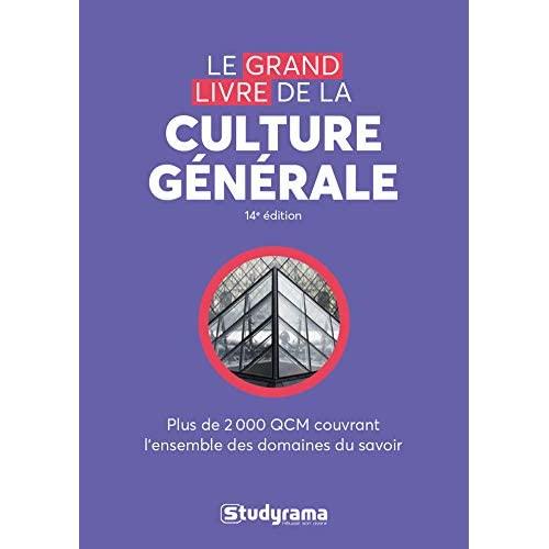 LE GRAND LIVRE DE CULTURE GENERALE
