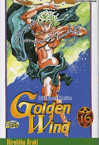 GOLDEN WIND -TOME 16- - JOJO'S BIZARRE ADVENTURE 62