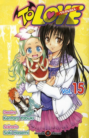 TO LOVE -TOME 15-
