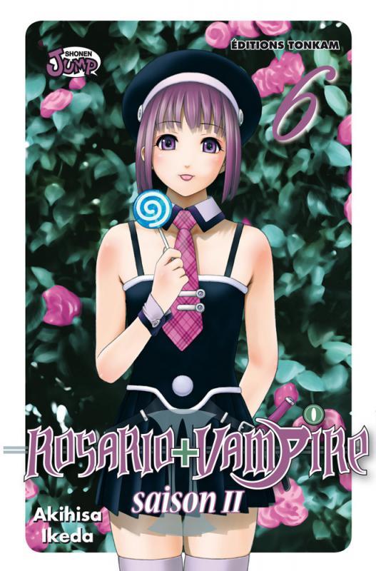 ROSARIO + VAMPIRE SAISON II -TOME 06-