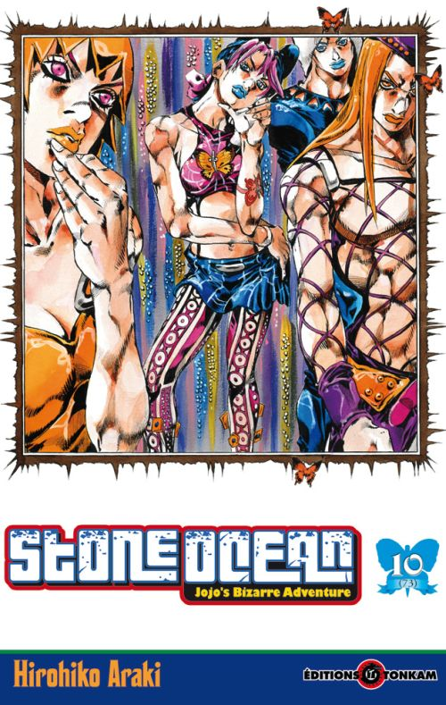 STONE OCEAN -TOME 10-