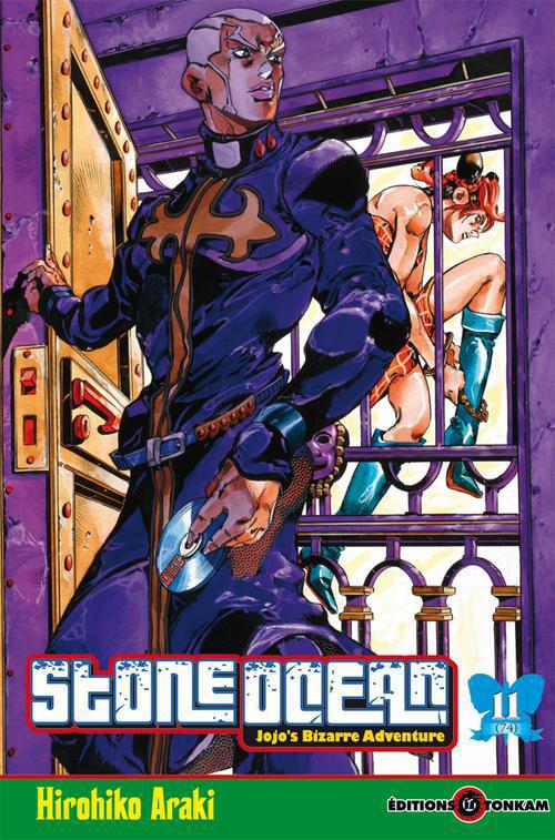 STONE OCEAN -TOME 11-