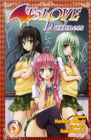 TO LOVE DARKNESS T03