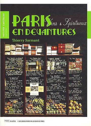 PARIS EN DEVANTURES - COLLECTION DU MUSEE CARNAVALET