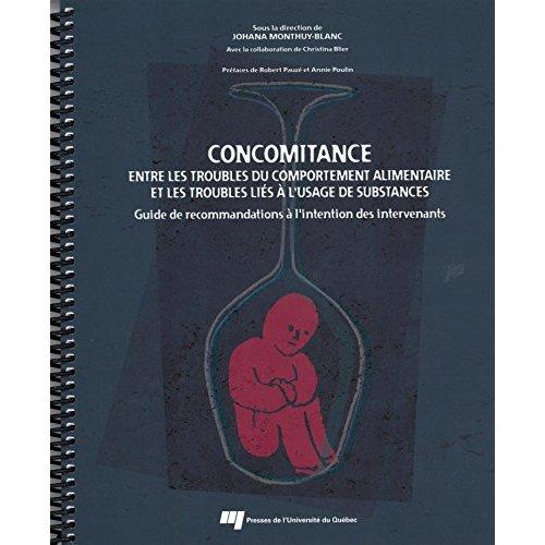 CONCOMITANCE ENTRE LES TROUBLES DU COMPORTEMENT ALIMENTAIRE