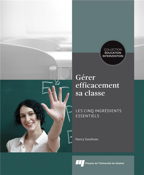 GERER EFFICACEMENT SA CLASSE