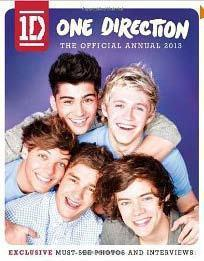 L'ANNUEL DES ONE DIRECTION