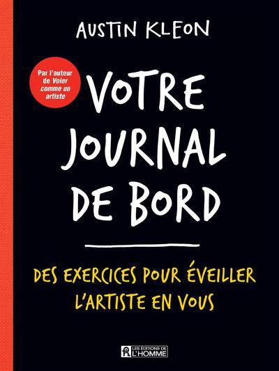 VOTRE JOURNAL DE BORD