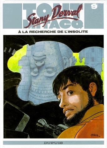 S DERVAL A LA RECHERCHE DE L'INSOLITE - MITACQ (INTEGRALE) - T9