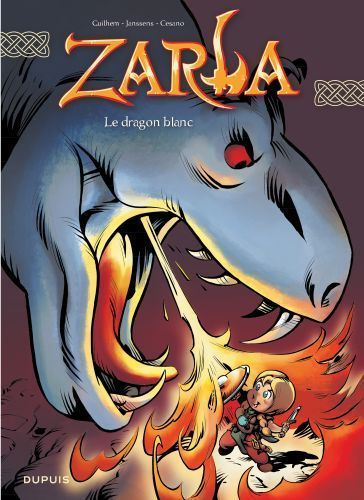 ZARLA - TOME 2 - LE DRAGON BLANC