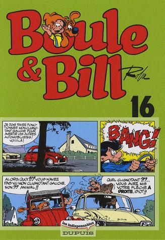 BOULE ET BILL 16-LES INDISPENSABLES - T16
