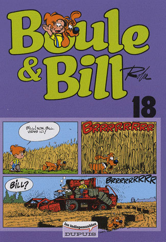 BOULE ET BILL 18-LES INDISPENSABLES - T18