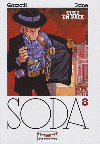 SODA 8-LES INDISPENSABLES