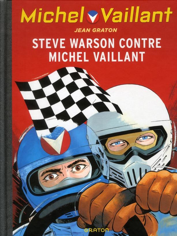 MICHEL VAILLANT NOUV SAISON - MICHEL VAILLANT - TOME 38 - MICHEL VAILLANT (REED. DUPUIS) - 38 STEVE